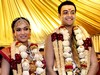 rajanikanth's daughter wedding photos